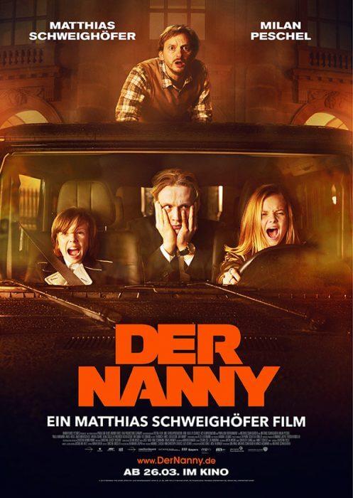 "Filmplakat zu ""Der Nanny"""