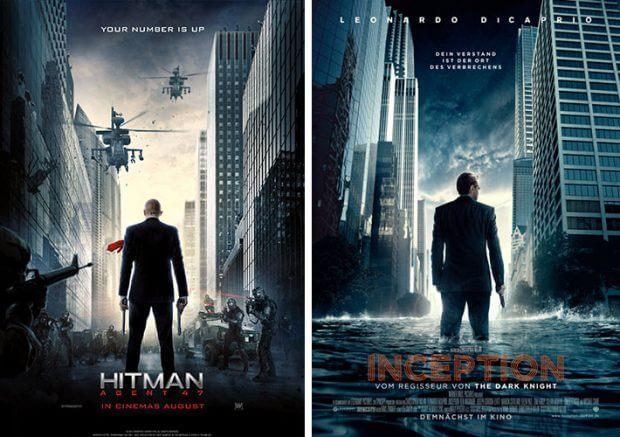 """""""Hitman""""vs. """"Inception"""""""
