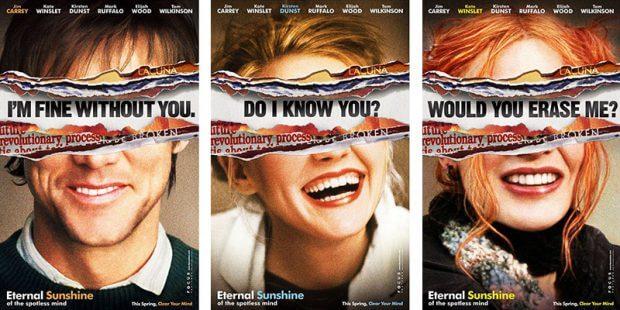 """US-Filmplakate zu """"Vergiss mein nicht!"""""""