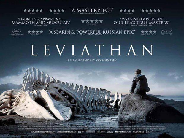 """Filmplakat zu """"Leviathan"""""""
