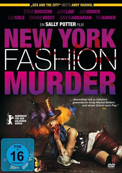 """""""New York Fashion Murder"""""""