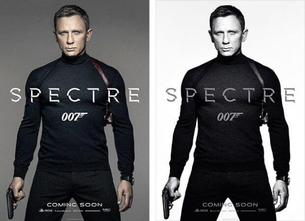 """Filmplakat zu """"Spectre"""""""