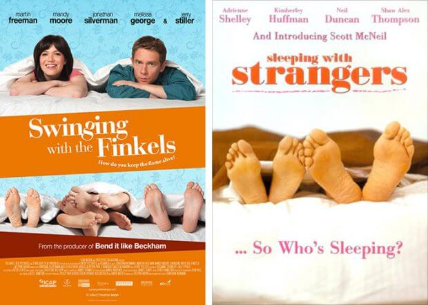 """Swinging with the Finkels"" und ""Sleeping with Strangers"""
