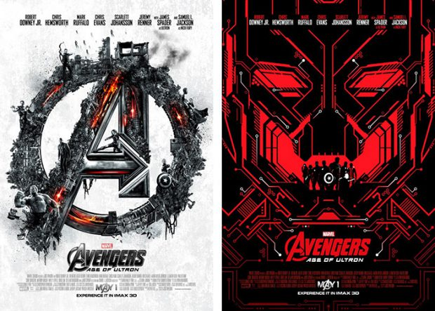 """Avengers: Age of Ultron"" - IMAX Poster"