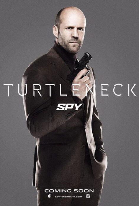 """Filmplakat zu """"Spy"""""""
