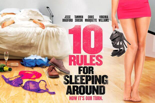 """10 Rules for Sleeping Around"""