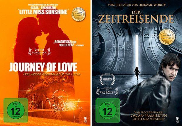 """""""Journey of Love"""" und """"Der Zeitreisende"""""""