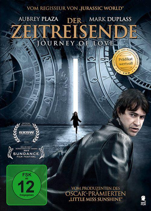 """DVD-Cover zu """"Der Zeitreisende"""""""