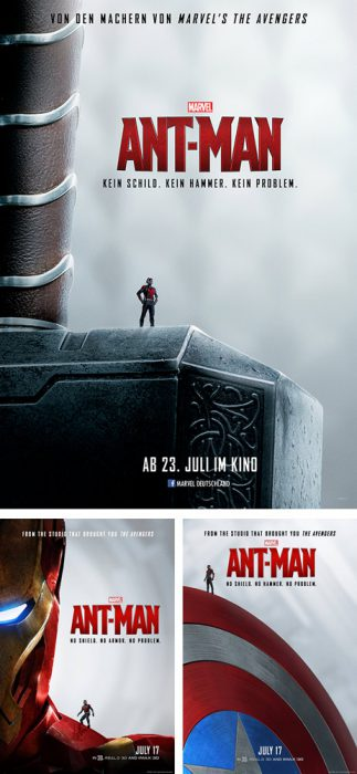 Ant-Man und die Avengers