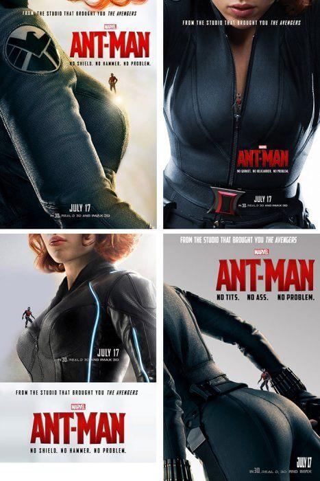 Ant-Man und die Black Widow