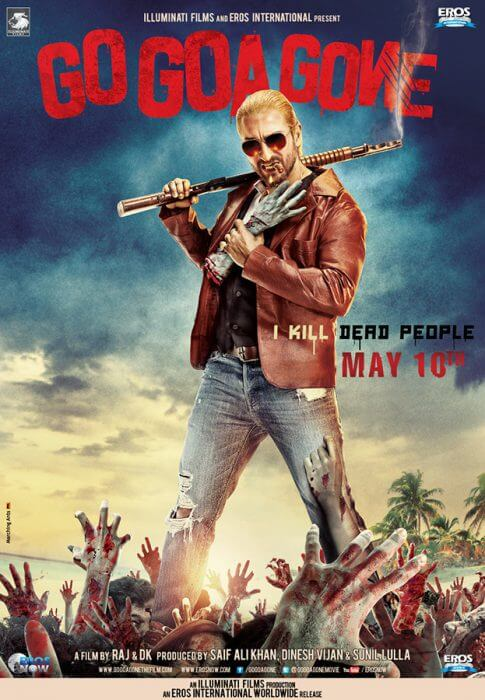 """Go Goa Gone"""