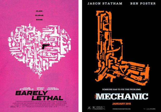 """Barely Lethal"" vs. ""The Mechanic"""