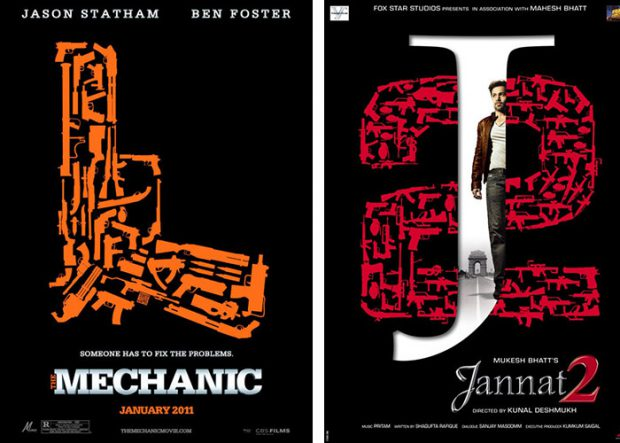 """The Mechanic"" und ""Jannat 2"""