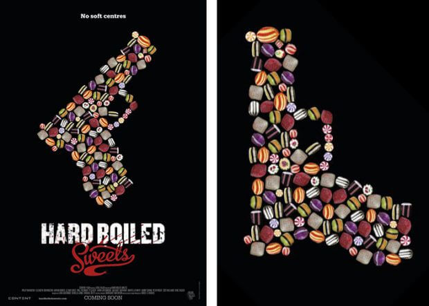 "Filmplakat zu ""Hard Boiled Sweets"","