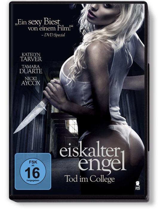 "DVD-Cover zu ""Eiskalter Engel"""
