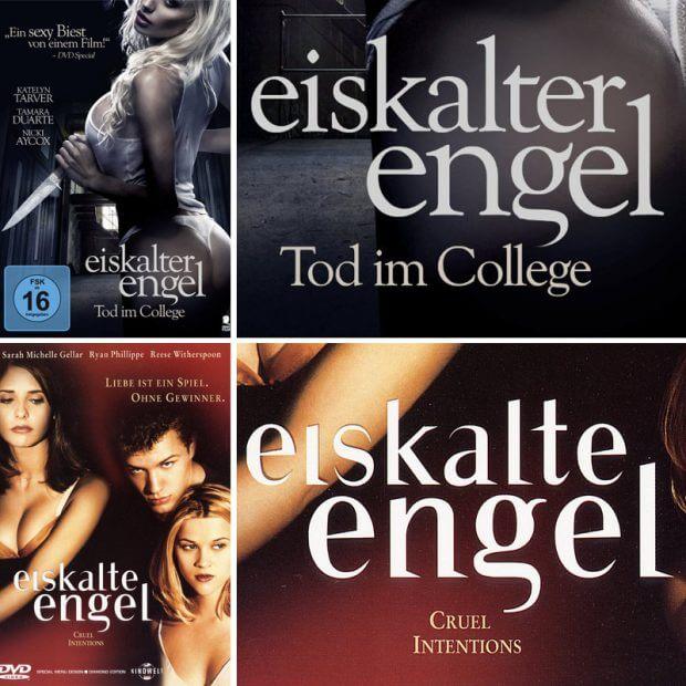 """""""Eisklalter Engel"""" vs. """"Eiskalte Engel"""""""