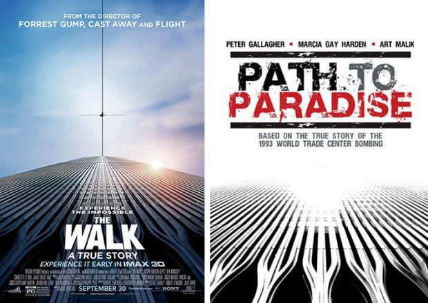 """The Walk"" vs. ""Path to Paradise"""