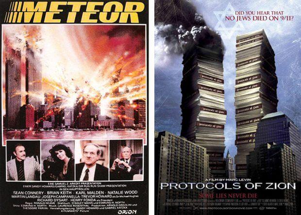 """Meteor"" und ""Protocols of Zion"""