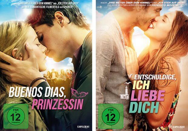 """""""Buenos Dias, Prinzessin"""" als auch Entschuldige, ich liebe Dich!"""""""