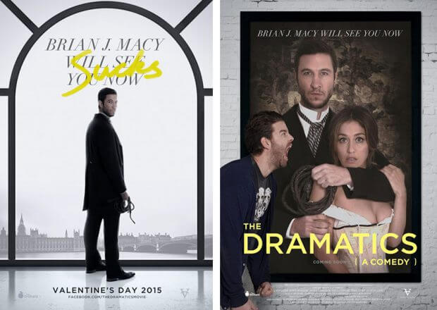 """The Dramatics: A Comedy"""