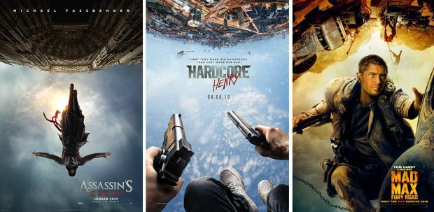 """Assassin's Creed"", ""Hardcore Henry"" und ""Mad Max Fury Road"""