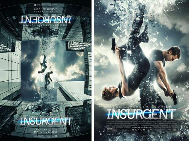 """Filmplakate zu """"Die Bestimmung - Insurgent"""""""