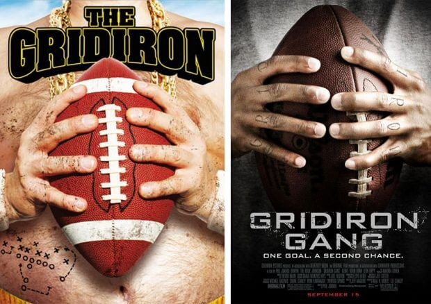 """The Gridiron"" und ""Gridiron Gang"