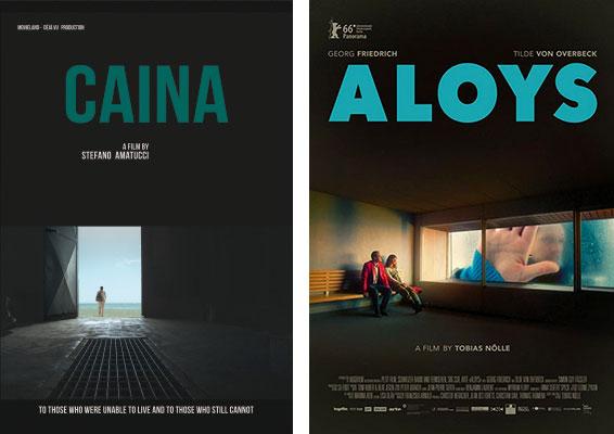 """Caina"" und ""Aloys"""