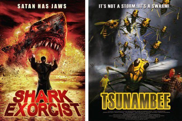 """Shark Exorcist"" oder ""Tsunambee"""