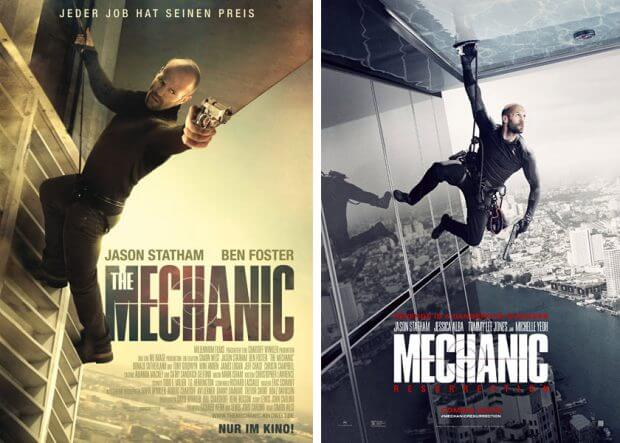 """The Mechanic"" und ""Mechanic 2"""