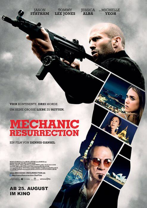 """Mechanic - Resurrection"","