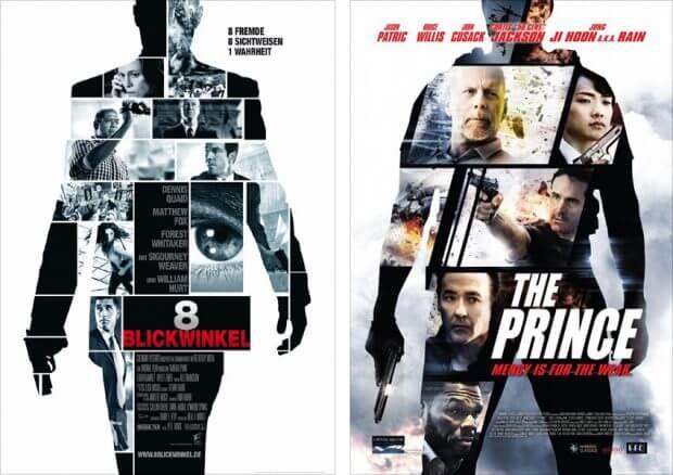 """""""8 Blickwinkel"""" und """"The Prince"""""""