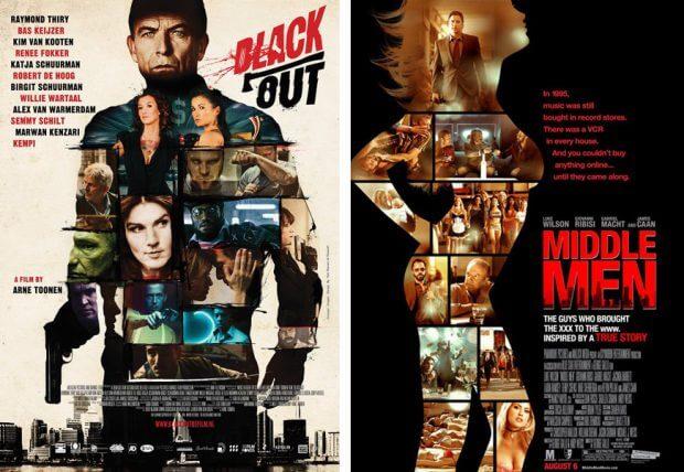 """""""Black Out - Killer, Koks"""" und """"Middle Men"""""""