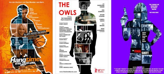 """Hangtime - Kein leichtes Spiel"", ""The Owls"" und ""The Final Shift"""
