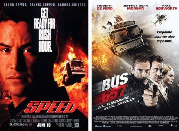 """""""Speed"""" und """"Bus 657"""""""