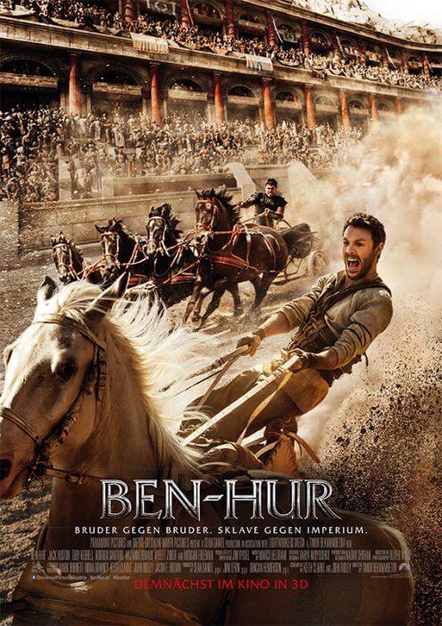 """Filmplakat zu """"Ben Hur"""""""