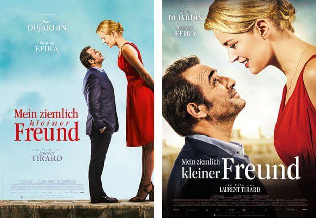 """Filmplakate zu """"Mein ziemlich keiner Freund"""""""