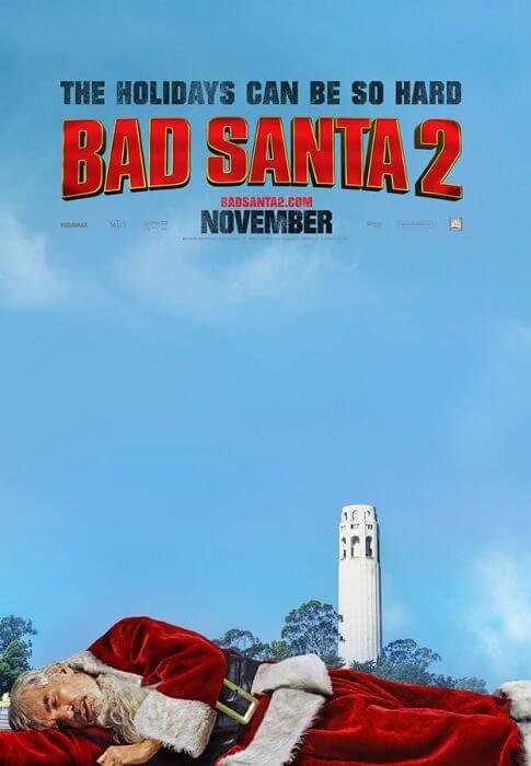 "Filmplakat zu ""Bad Santa 2"""