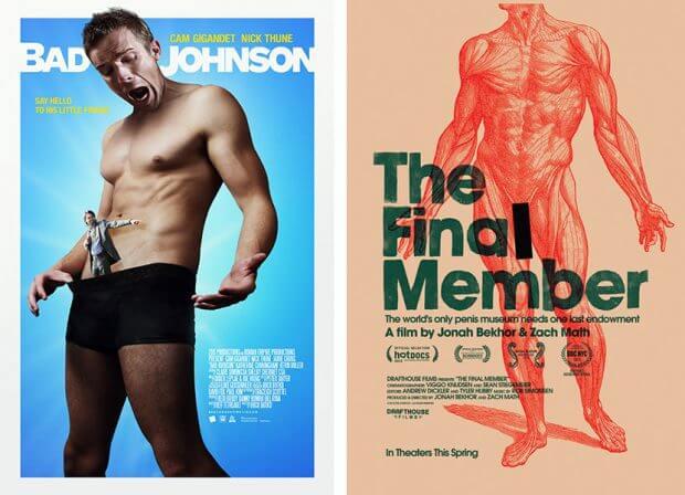 """Bad Johnson"" und ""The Final Member"""