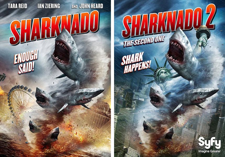 Sharknado Reihe
