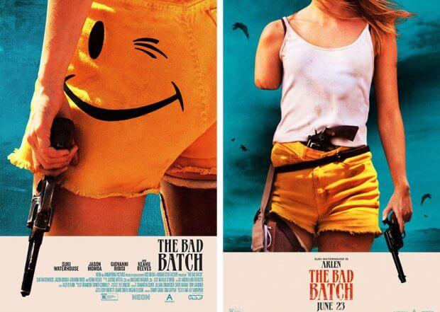 "Filmplakate zu ""The Bad Batch"""