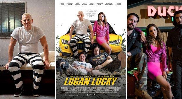 """Die Elemente von """"Logan Lucky"""""""