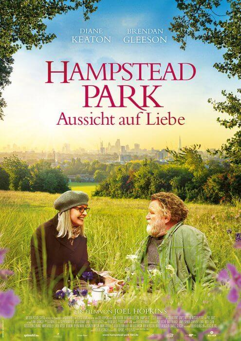 """Filmplakat zu """"Hampstead Park - Aussicht auf Liebe"""""""