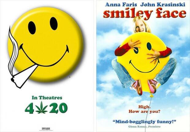 "Filmplakate zu ""Smiley Face"""