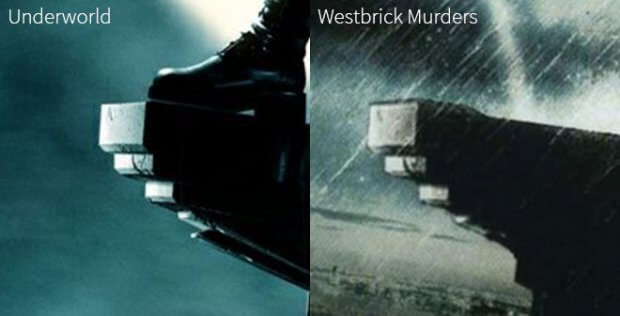 """Underworld"" vs. ""Westbrick Murders"""
