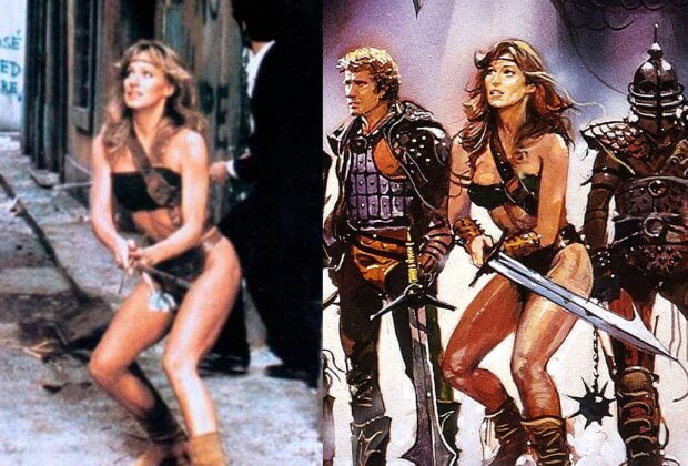 Originalfoto vs. Filmplakat