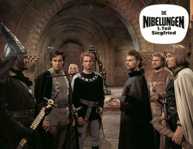 """Terence Hill in """"Die Nibelungen"""""""