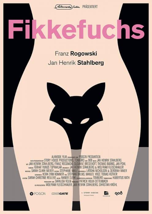 "Filmplakat zu ""Fikkefuchs"""