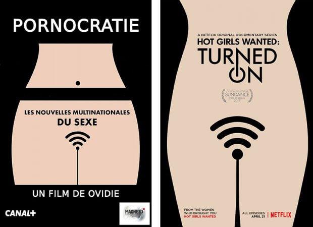 """""""Pornocratie"""" und """"Hot Girls Wanted: Turned on"""""""