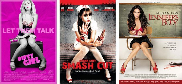 """Dirty Girl"", ""Smash Cut"" und ""Jennifer's Body"""